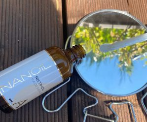 recommended face serum with retinol Nanoil